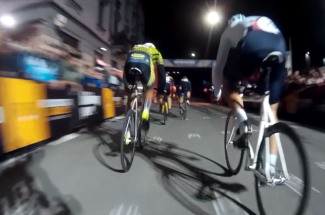 Red Hook Crit Milano Onboard